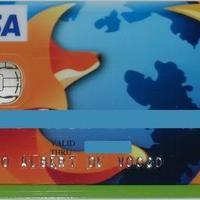 Mozilla Firefox böngészős bankkártya
