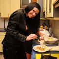 Judy Nero maradandó sérüléseket szerzett a vacsoráján