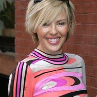 Kylie Minogue új look-ja