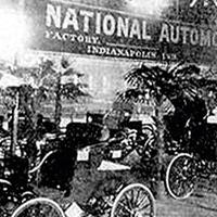 Internationale Automobil-Ausstellung vagy a halál