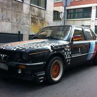 Egy igazán dédelgetett BMW