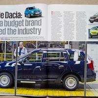 A nap baklövése: Dacia-fejlesztés Budapesten?!