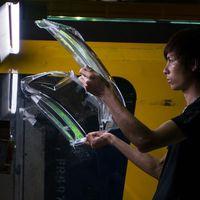 Így kínozzák az utángyártott lámpákat Tajvanon