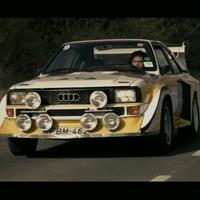 Megannyi karika, Audi TT és Audi S1