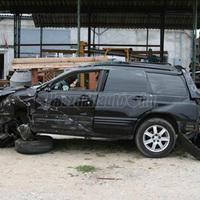 Hogyan törjön össze egy Subaru Forestert?