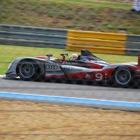 Dráma Le Mans-ban!