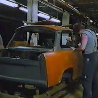 Ha még nem láttad, hogyan készült a Trabant és a Wartburg, most megnézheted.