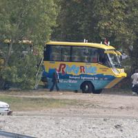 Úsztunk egyet az Iveco busszal