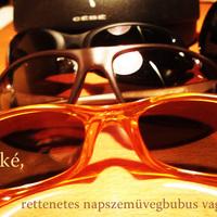 Pár gondolat a napszemüvegről
