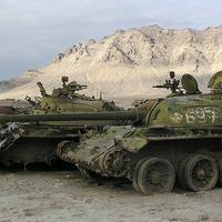 Szovjet vasak Afganisztánban