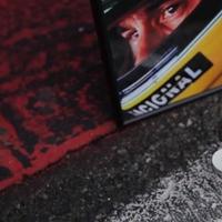Senna autója az én autóm
