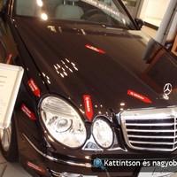 Gyengébbek kedvéért, sponsored by Mercedes