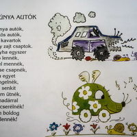 Csúnya autók - Gábor Emese verse
