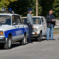 Taxis, rendőr, két jó barát…
