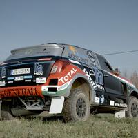 Vezettük Szalay Dakar-Mokkáját