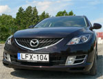Családi barátkozás a Mazda6 kombival