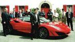 Ferrari SP1: egyedi sportkocsi Maranellóból