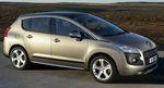 Hírek: 3008, a Peugeot öszvére