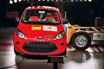 A Ford elrontotta a Fiat 500-ast?– Törés: Ford Ka (2008)