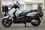 Dugó ellen, vény nélkül − Yamaha X-max 250, 2009
