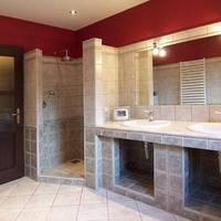 Inspiráló mediterrán hangulatú fürdőszobák