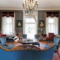 A Downton Abbey hangulata csak félórányira van Budapesttől