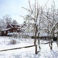Álom: klasszikus amerikai vidéki ház