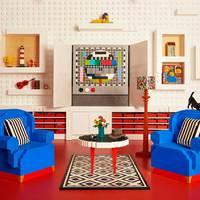 Így néz ki a fantasztikus LEGO ház