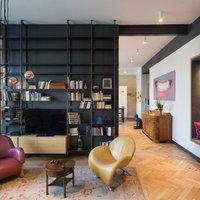 Varsóban is van csodás art deco lakás