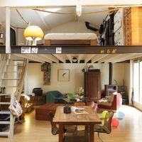 Álom: Párizs belvárosában loft családi ház