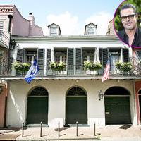 Angelina Jolie és Brad Pitt New Orleans-i háza is eladó