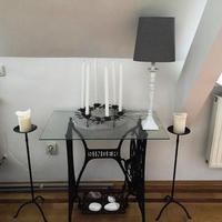 Így lehet használni a régi Singer varrógépet a modern lakásban