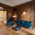 Coco Chanel egykori szobája elég modern