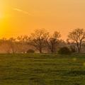 Motorral naplementét fotózni