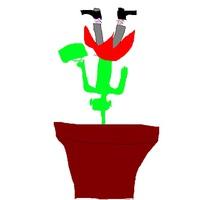 A húsevő növény