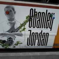 Budapest begrüsst Stanley Jordan