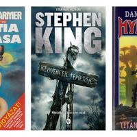 Borzongatóan jó könyvek Halloween idejére