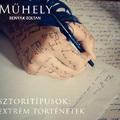 Könyvműhely - Sztoritípusok 7:  Extrém történetek