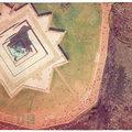 Retró-stílusú képeslapok Google Maps-szel