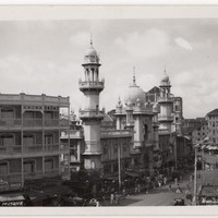 Indiai képeslapok a harmincas-negyvenes évekből