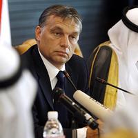 Orbán egy rasszista tahó