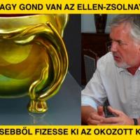 Nagy gond van az ellen-Zsolnaynál