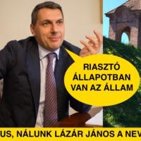 Dilettantizmus, Lázár János a neved!