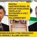 Vádat emeltek egy fideszes ex-polgármester ellen