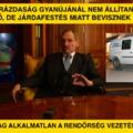 Újabb felháborító túlkapást követett el Pintér Sándor rendőrsége