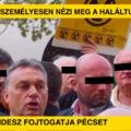 Miközben a Fidesz fojtogatja Pécset, Orbán személyesen nézi meg a haláltusát