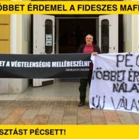 Pécs többet érdemel a fideszes maffiánál, új választást!