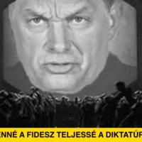 A Fidesz ezzel az intézkedéssel tenné teljessé a diktatúrát
