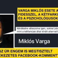 Varga Miklós esete a Fidesszel, a kétfarkúakkal és a pszichológusokkal