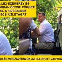 A Lex Szemerey és Orbán öccse pörgeti fel a fideszesek pécsi üzletágát